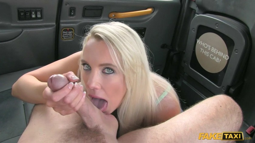 Busty taxi milf creampied closeup in pussy 10