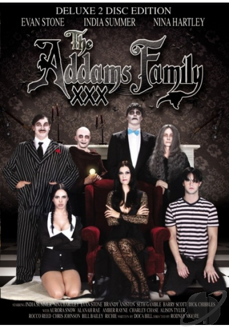 PARODYAddams Family XXX Parody CD12 torrent on isoHunt