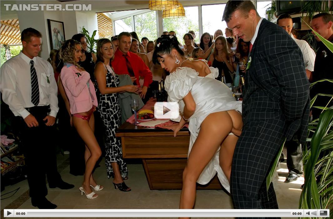 фото секс невесты со свидетелями