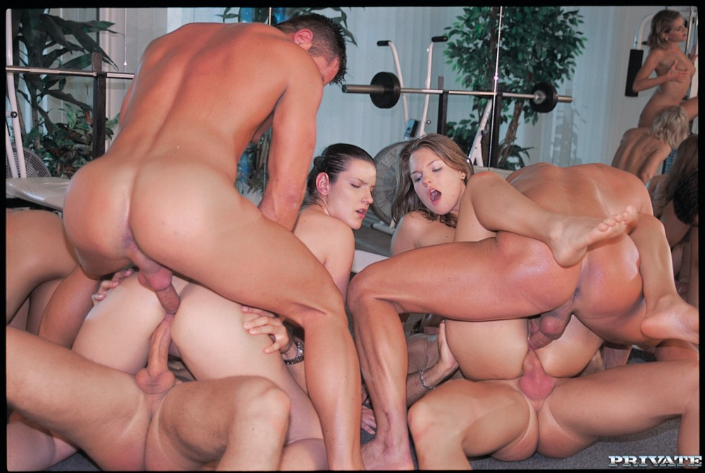 Three some gay porn