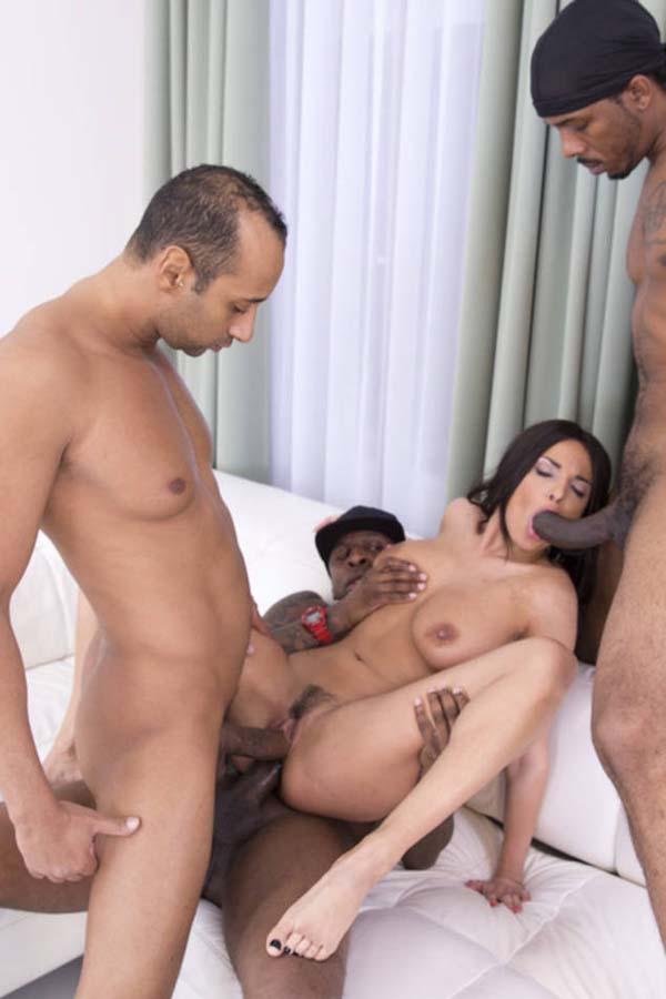 смотреть порно анисса кейт груповуха