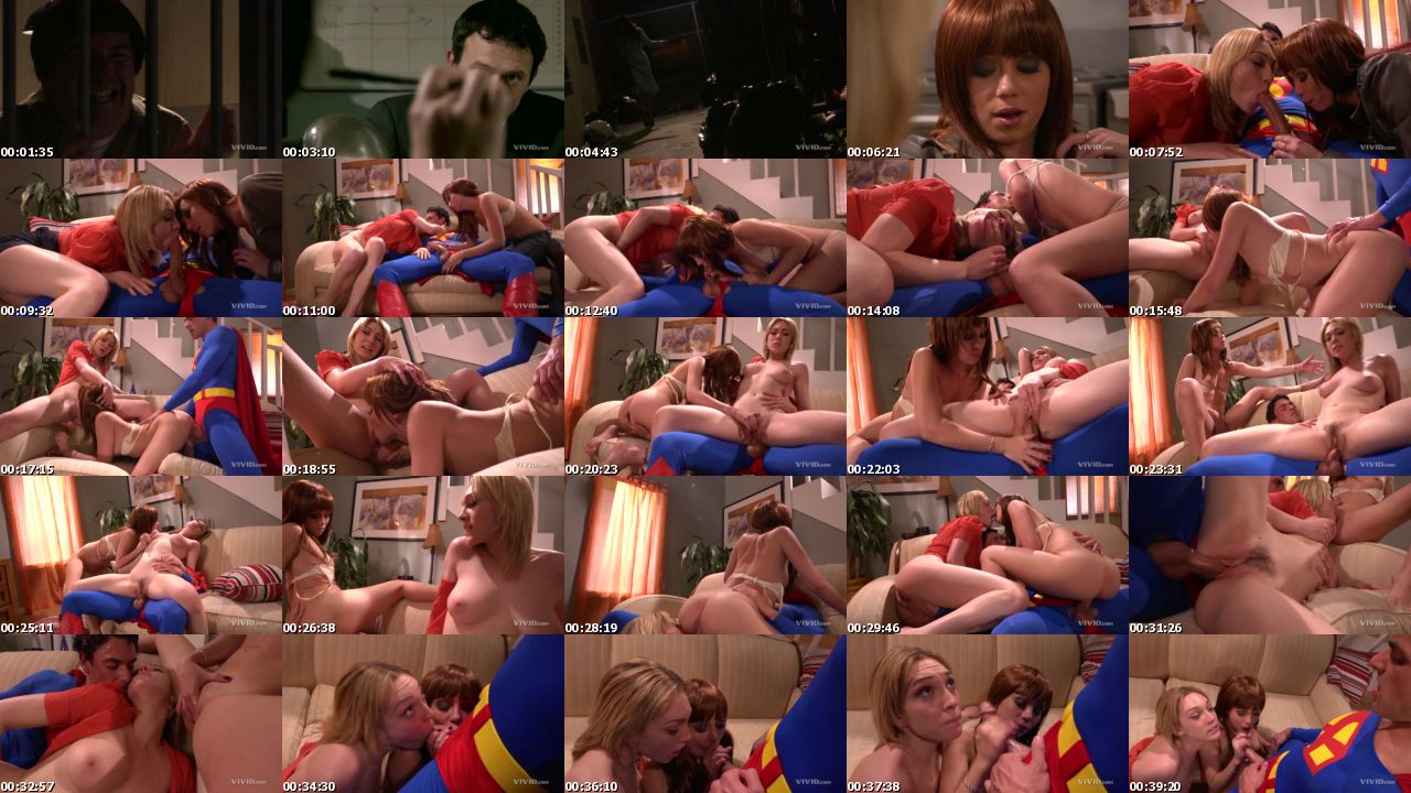 superman vs spiderman xxx a porn parody review part 2