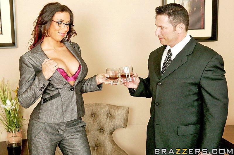 Big Tits At Work Rachel Starr