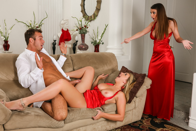 Порно жена на свадьб