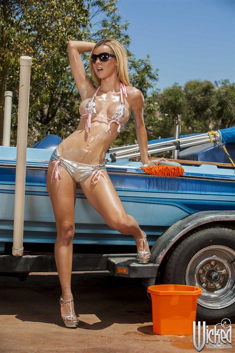 Anal car wash angels
