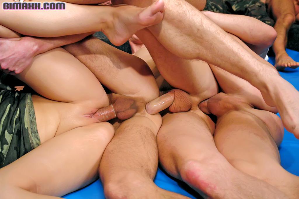 Bisexual Orgy Pics