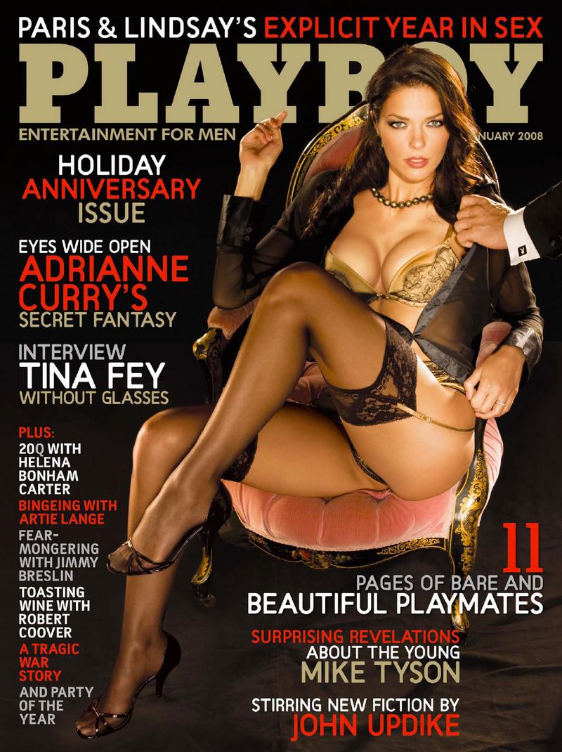 Playboy апрель 2008 19 фотография
