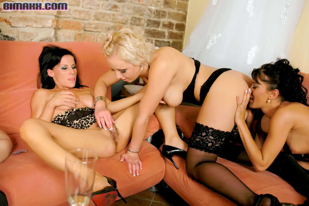 party Bisexual orgy